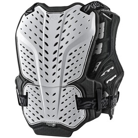 Troy Lee Designs Rockfight Protector Pecho, white